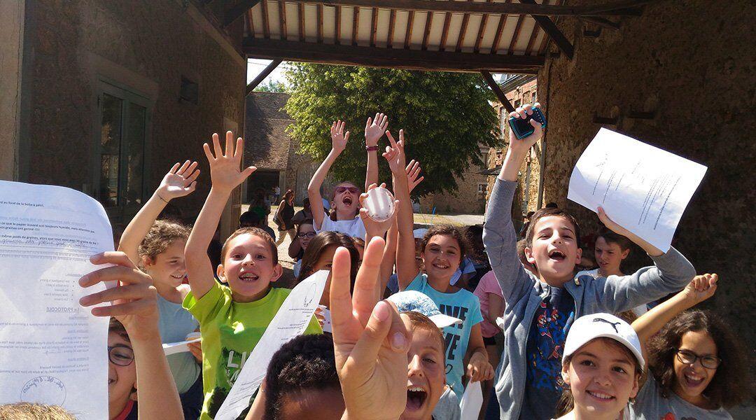 L'enthousiasme des élèves